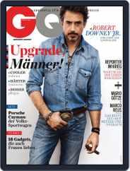 GQ Magazin Deutschland (Digital) Subscription April 10th, 2013 Issue