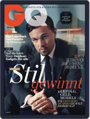 GQ Magazin Deutschland (Digital) Subscription May 8th, 2013 Issue