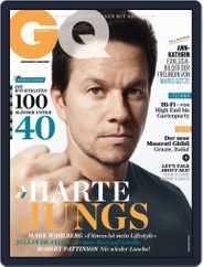 GQ Magazin Deutschland (Digital) Subscription August 13th, 2013 Issue