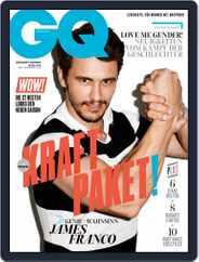 GQ Magazin Deutschland (Digital) Subscription February 11th, 2015 Issue