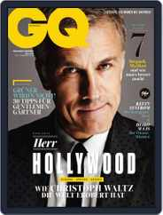 GQ Magazin Deutschland (Digital) Subscription April 9th, 2015 Issue