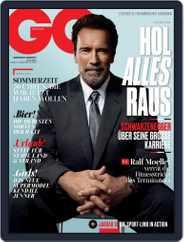 GQ Magazin Deutschland (Digital) Subscription June 10th, 2015 Issue