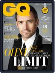 GQ Magazin Deutschland (Digital) Subscription November 1st, 2015 Issue