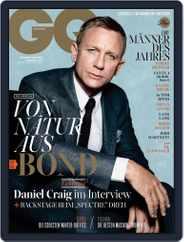 GQ Magazin Deutschland (Digital) Subscription December 1st, 2015 Issue