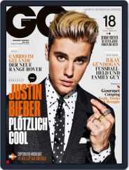 GQ Magazin Deutschland (Digital) Subscription May 1st, 2016 Issue