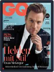 GQ Magazin Deutschland (Digital) Subscription June 1st, 2016 Issue