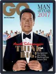 GQ Magazin Deutschland (Digital) Subscription December 1st, 2017 Issue