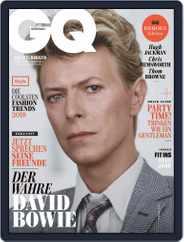GQ Magazin Deutschland (Digital) Subscription January 1st, 2018 Issue