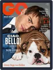 GQ Magazin Deutschland (Digital) Subscription March 1st, 2018 Issue