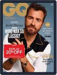 GQ Magazin Deutschland (Digital) Subscription June 1st, 2018 Issue