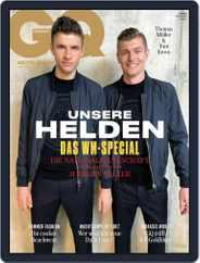 GQ Magazin Deutschland (Digital) Subscription July 1st, 2018 Issue