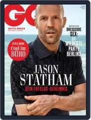 GQ Magazin Deutschland (Digital) Subscription September 1st, 2018 Issue