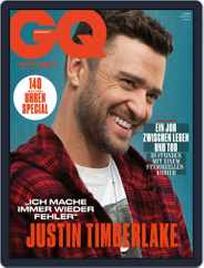 GQ Magazin Deutschland (Digital) Subscription November 1st, 2018 Issue