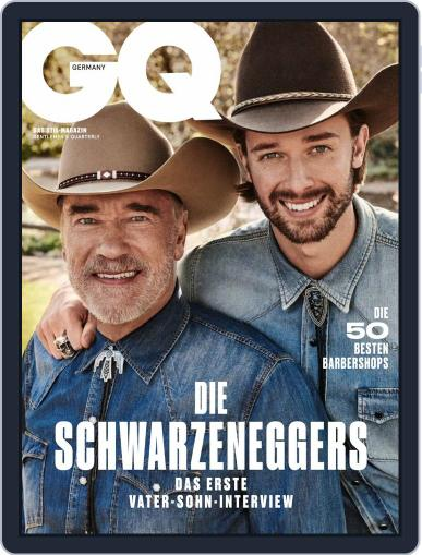 GQ Magazin Deutschland June 1st, 2019 Digital Back Issue Cover
