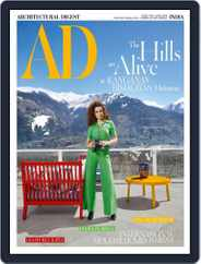 Architectural Digest India (Digital) Subscription May 1st, 2018 Issue