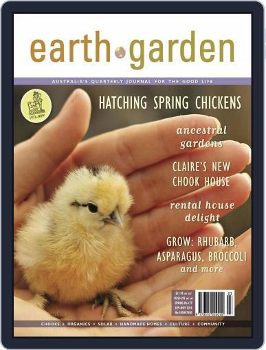 Earth Garden September 1st, 2016 Digital Back Issue Cover