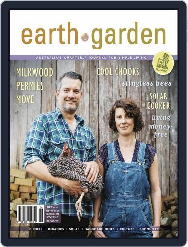 Earth Garden December 1st, 2016 Digital Back Issue Cover