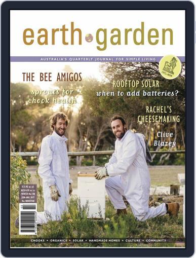 Earth Garden June 1st, 2017 Digital Back Issue Cover