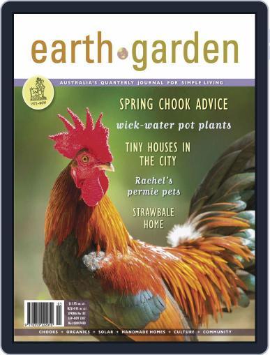 Earth Garden September 1st, 2017 Digital Back Issue Cover