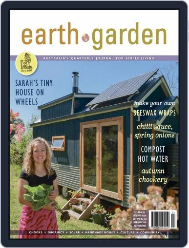 Earth Garden March 1st, 2018 Digital Back Issue Cover