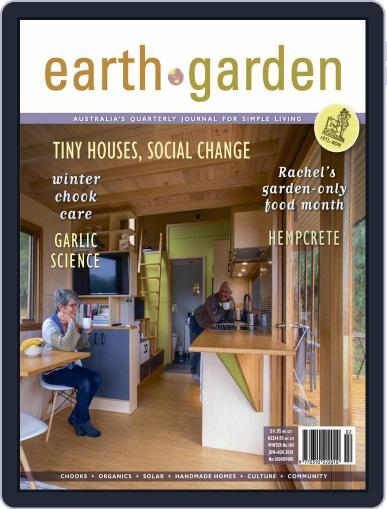 Earth Garden June 1st, 2018 Digital Back Issue Cover