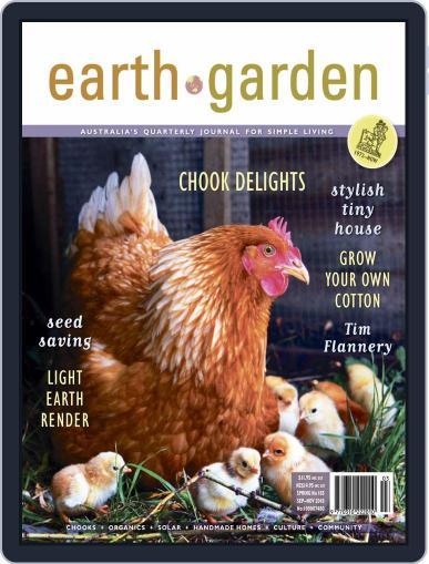 Earth Garden September 1st, 2018 Digital Back Issue Cover
