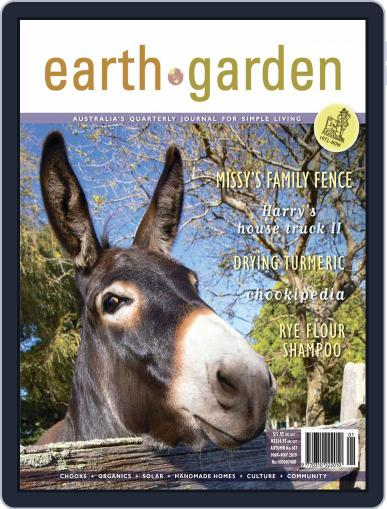 Earth Garden March 1st, 2019 Digital Back Issue Cover