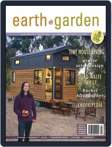 Earth Garden June 1st, 2019 Digital Back Issue Cover