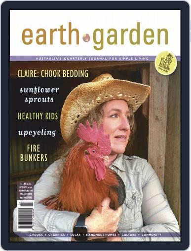 Earth Garden December 1st, 2019 Digital Back Issue Cover
