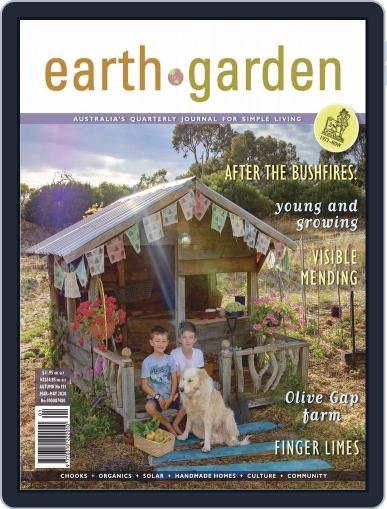 Earth Garden March 1st, 2020 Digital Back Issue Cover