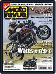 Moto Revue (Digital) Subscription March 1st, 2019 Issue