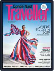 Conde Nast Traveller India (Digital) Subscription February 1st, 2019 Issue