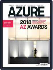 AZURE (Digital) Subscription July 1st, 2018 Issue