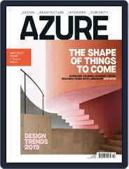 AZURE (Digital) Subscription October 1st, 2018 Issue