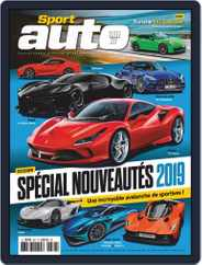 Sport Auto France (Digital) Subscription April 1st, 2019 Issue