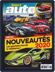 Sport Auto France (Digital) Subscription October 1st, 2019 Issue