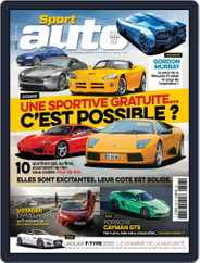 Sport Auto France (Digital) Subscription March 1st, 2020 Issue