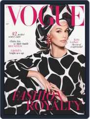 British Vogue (Digital) Subscription October 1st, 2019 Issue