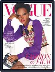 British Vogue (Digital) Subscription February 1st, 2020 Issue