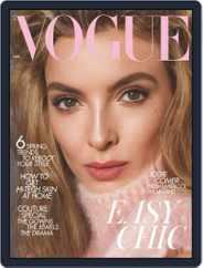 British Vogue (Digital) Subscription April 1st, 2020 Issue