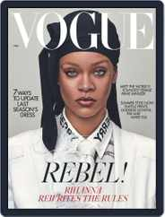 British Vogue (Digital) Subscription May 1st, 2020 Issue