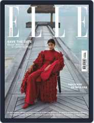 Elle Russia (Digital) Subscription January 1st, 2020 Issue