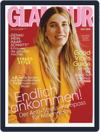 Glamour Magazin Deutschland May 1st, 2019 Digital Back Issue Cover