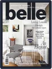 Belle (Digital) Subscription December 1st, 2018 Issue