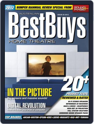 Best Buys – Audio & AV July 17th, 2012 Digital Back Issue Cover