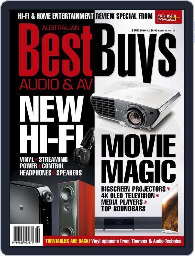 Best Buys – Audio & AV July 10th, 2016 Digital Back Issue Cover