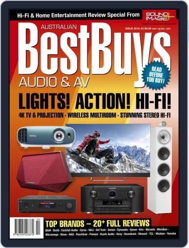 Best Buys – Audio & AV July 9th, 2018 Digital Back Issue Cover