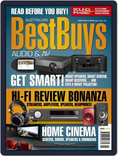 Best Buys – Audio & AV December 3rd, 2018 Digital Back Issue Cover