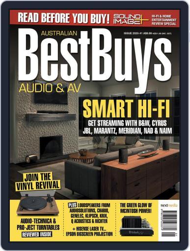 Best Buys – Audio & AV December 19th, 2019 Digital Back Issue Cover