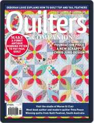 Quilters Companion (Digital) Subscription January 1st, 2018 Issue